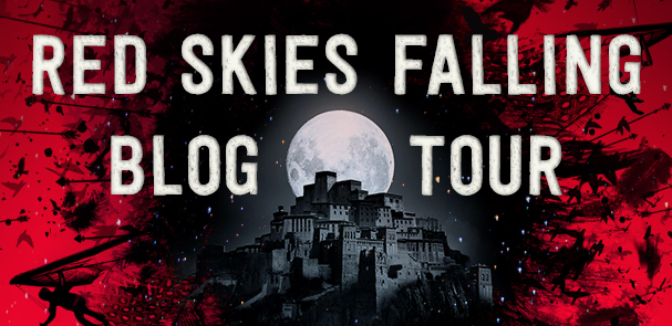 Red Skies Falling Blog Tour